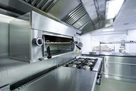 Beau Commercial Kitchen Fire Prevention. Restaurant Hood Cleaning ...