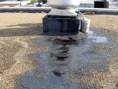 rooftop grease containment needed
